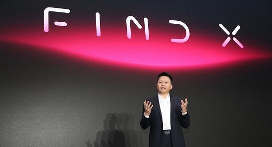 OPPO发布未来旗舰手机-Find-X,正式进军欧洲市场