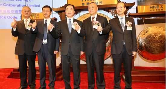 中国铁塔上半年营收353.35亿 同比增长6.2%
