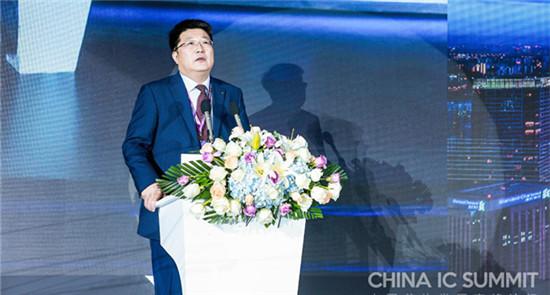 中國集成電路將三分天下或者四分天下有其一