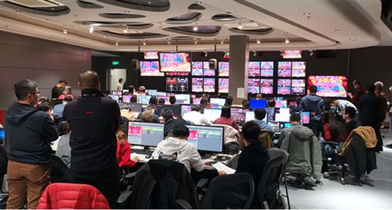 中國聯通圓滿完成央視5G春晚通信保障工作