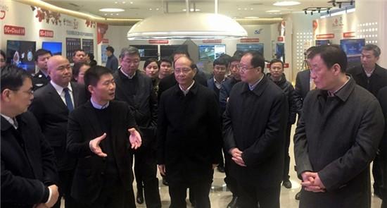 江西省委書記劉奇:明確由鐵塔公司助推5G商用
