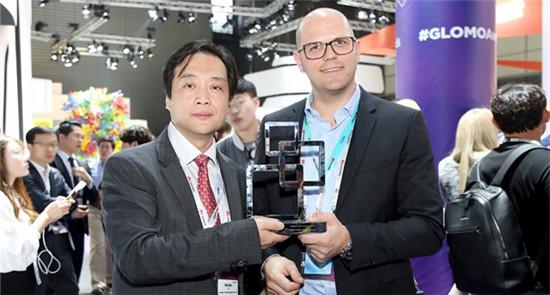 Sunrise和华为5G-FWA业务荣获GSMA大奖