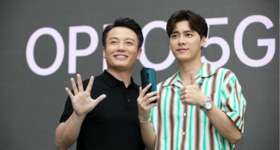OPPO啟動5G星火計劃 全力加速5G商用落地
