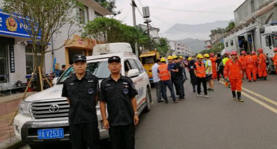 中国电信四川公司全力以赴开展通信抢险工作