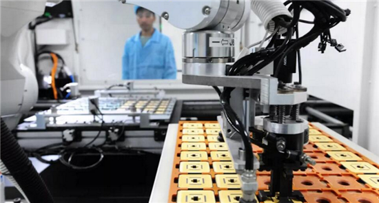 中國信科與中國移動共建全國首個全流程5G智能制造生產線