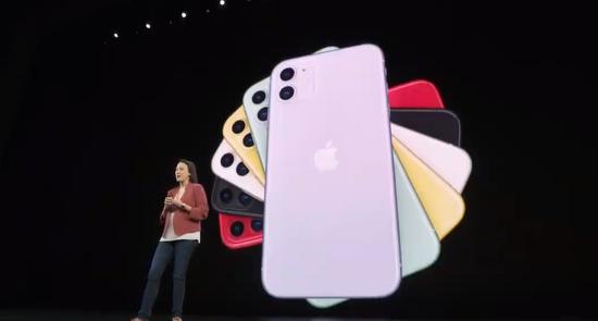加量不加价?iPhone 11国行售价5499-元起