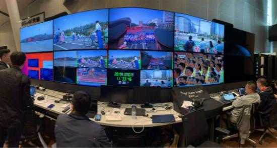 聯通5G新媒體技術為國慶閱兵直播打造全新體驗